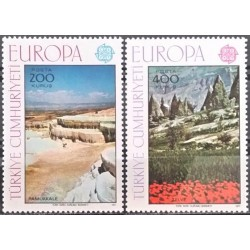 Turkey 1977. Landscapes