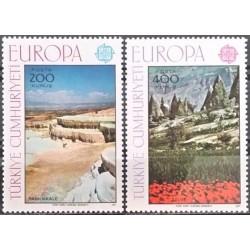 Turkija 1977. Kraštovaizdžiai