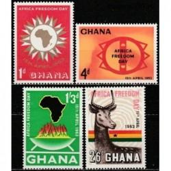 Ghana 1963. African...