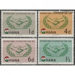 Ghana 1965. International...