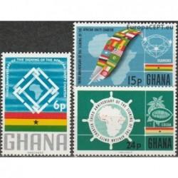 Ghana 1966. African Unity...