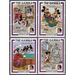 Gambia 1985. Fairy tales by...