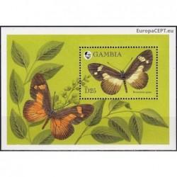 Gambia 1994. Butterflies