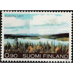 Suomija 1977. Kraštovaizdžiai