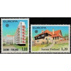 Finland 1978. Architecture...