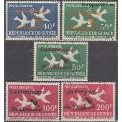 Guinea 1962. Space exploration