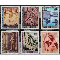Gvinėja 1964. Nubijos...