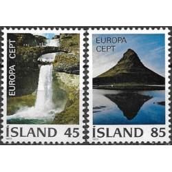 Iceland 1977. Landscapes