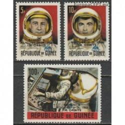Gvinėja 1965. Gemini 5...