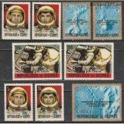 Gvinėja 1965. Gemini 5 startas
