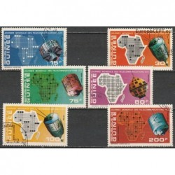 Guinea 1972. Artificial...
