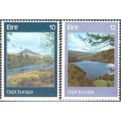 Ireland 1977. Landscapes