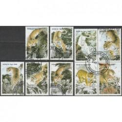 Guinea 1998. Tigers
