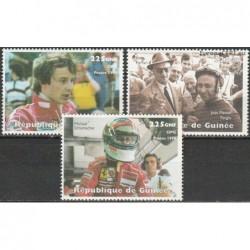 Guinea 1998. Ferrari racing...