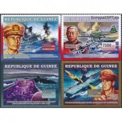 Guinea 2006. Second World War