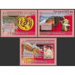 Guinea 2007. Saint Petersburg
