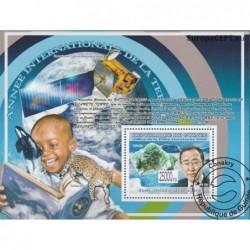 Gvinėja 2008. Tarptautiniai...