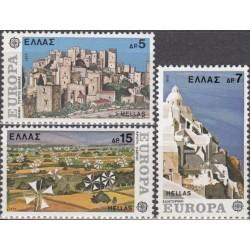 Greece 1977. Landscapes