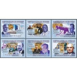 Gvinėja 2008. Nobel taikos...