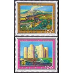 Italija 1977. Kraštovaizdžiai