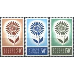 Cyprus 1964. CEPT: Stylised...