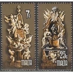 Malta 1978. Architektūros...