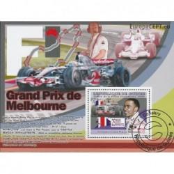 Guinea 2008. Formule 1