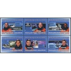 Gvinėja 2008. Erdvėlaivis...