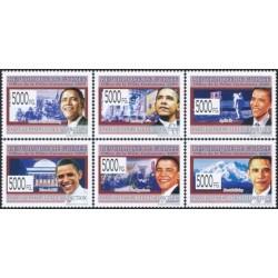 Guinea 2009. Barack Obama