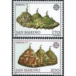 San Marinas 1977....