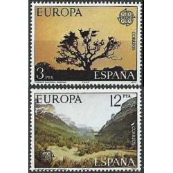 Ispanija 1977. Kraštovaizdžiai