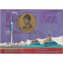 Equatorial Guinea 1972....