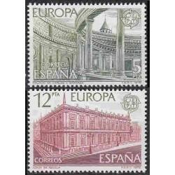 Spain 1978. Architecture...