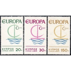 Cyprus 1966. CEPT: Symbolic...