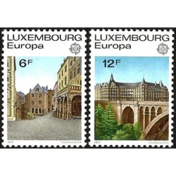 Luxembourg 1977. Landscapes