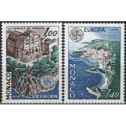 Monaco 1978. Architecture...