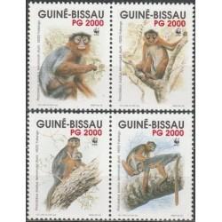 Guinea-Bissau 1992. Monkeys