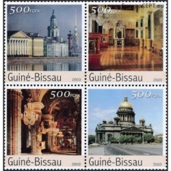 Guinea-Bissau 2003. Saint...
