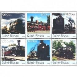 Guinea-Bissau 2003. Steam...
