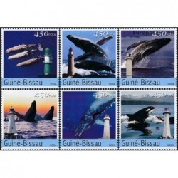 Guinea-Bissau 2004. Whales
