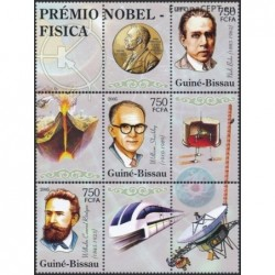 Guinea-Bissau 2005. Nobel...