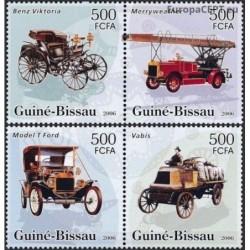 Guinea-Bissau 2006. First cars
