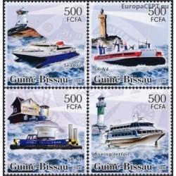 Guinea-Bissau 2006. Ships