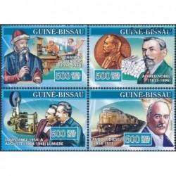 Guinea-Bissau 2007. Famous...