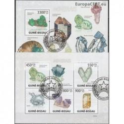 Bisau Gvinėja 2009. Mineralai