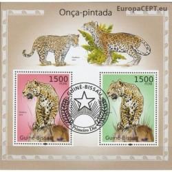 Guinea-Bissau 2010. Jaguars