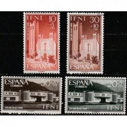 Ifni 1960. Architecture
