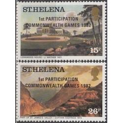 Saint Helena 1982....