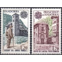 Andora (pranc) 1979. Paštas...