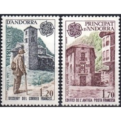 French Andorra 1979. Post &...